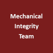 Mechanical Integrity Team
